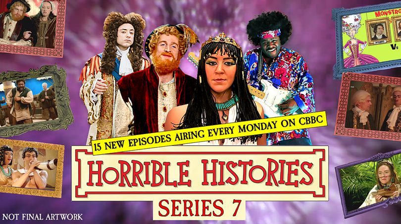 《糟糕历史第一至六季》Horrible Histories 迅雷下载