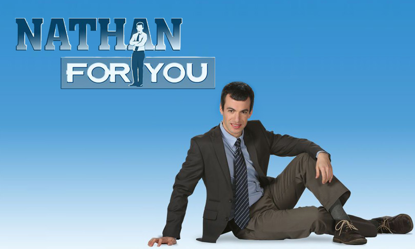《救援高手第一至二季》 Nathan for You 迅雷下载