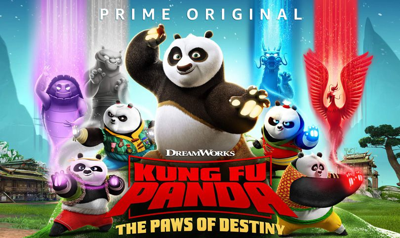 《功夫熊猫:命运之爪第一季》Kung Fu Panda: The Paws of Destiny 迅雷下载