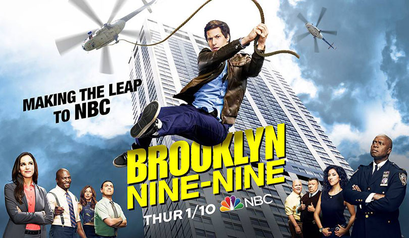 《神烦警探第六季》Brooklyn Nine-Nine 迅雷下载