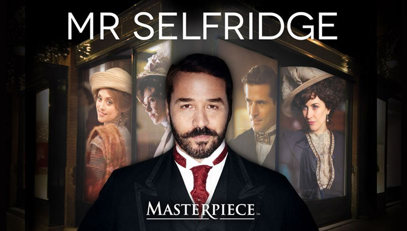 塞尔福里奇先生第一至四季 Mr Selfridge 迅雷下载