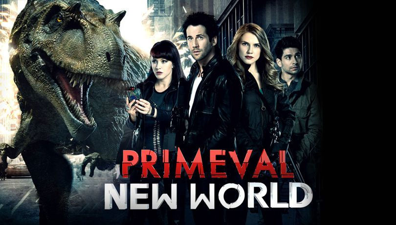 远古入侵:新世界第一季 Primeval: New World 迅雷下载