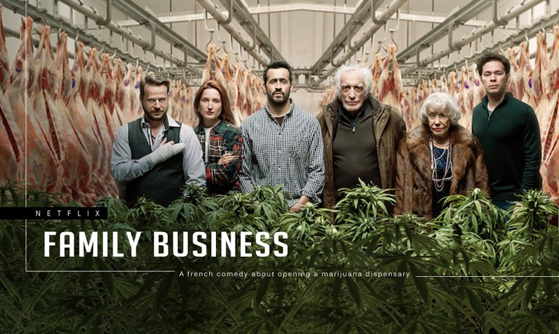 《大麻咖啡馆第一季》Family Business 迅雷下载