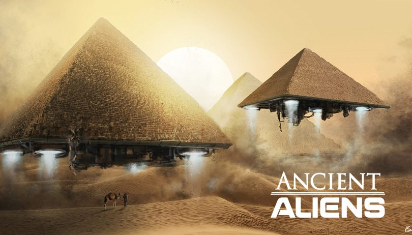 《远古外星人第十一季》 Ancient Aliens 迅雷下载