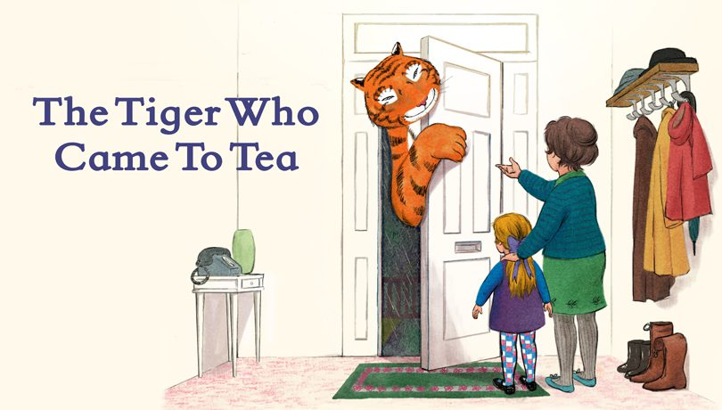 《老虎来喝下午茶》The Tiger Who Came to Tea 迅雷下载