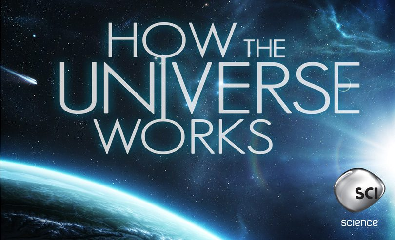 《了解宇宙是如何运行的第四至七季》How the Universe Works 迅雷下载