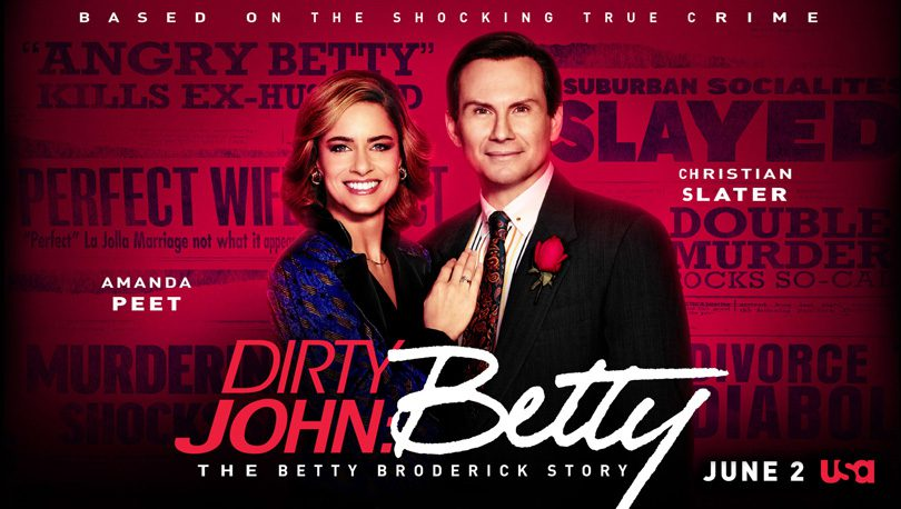 《肮脏真相第二季》Dirty John: The Betty Broderick Story 迅雷下载