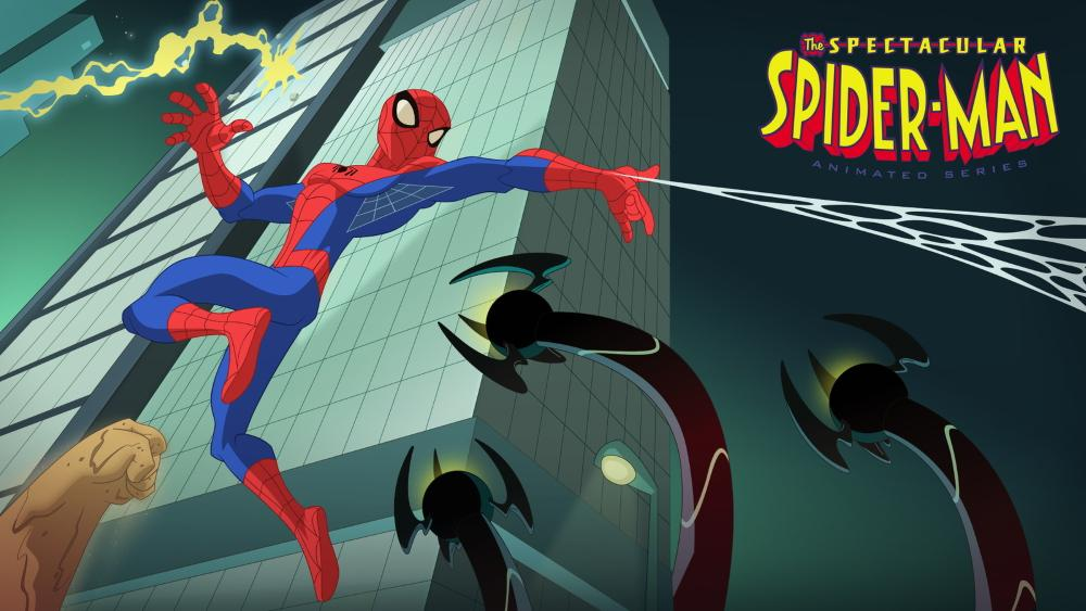 《神奇蜘蛛侠第一至二季》 The Spectacular Spider-Man迅雷下载
