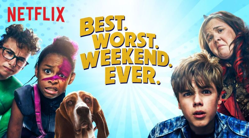 《人生中最霉好的周末第一季》Best Worst Weekend Ever 迅雷下载