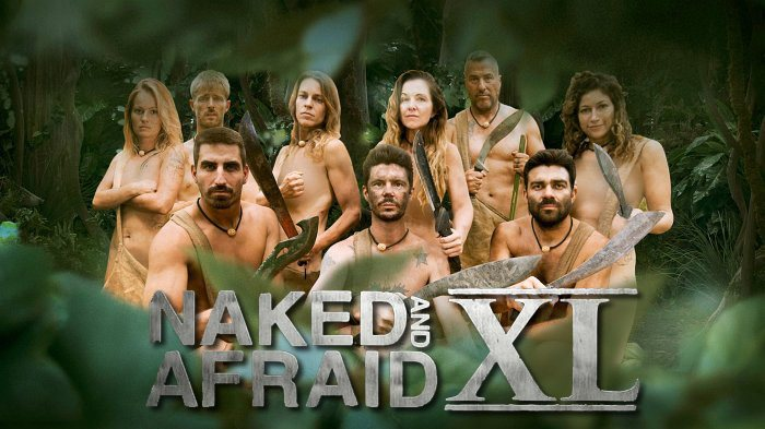 《原始生活40天第七季》Naked and Afraid XL 迅雷下载