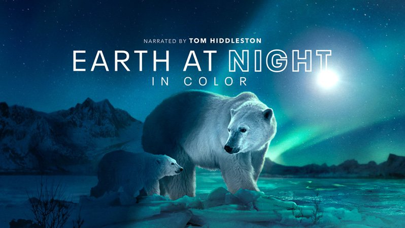 《夜色中的地球第二季》Earth at Night in Color 迅雷下载
